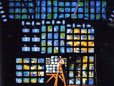 Nam June Paik: Electronic Expression | Louisiana State University: ART 4482