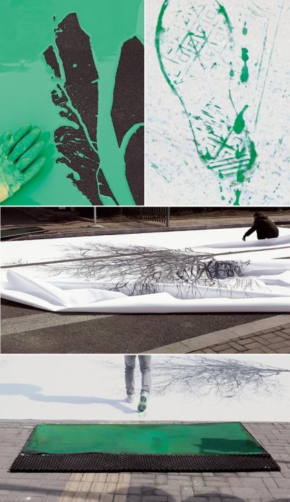 DDB-China-green-pedestrian-crossing-II