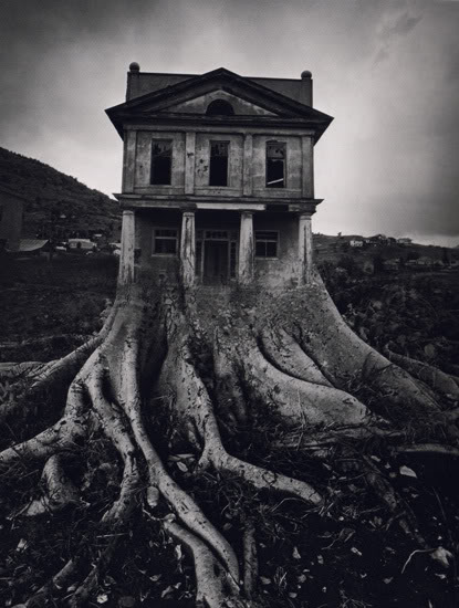 jerry-uelsmann_tree_house1