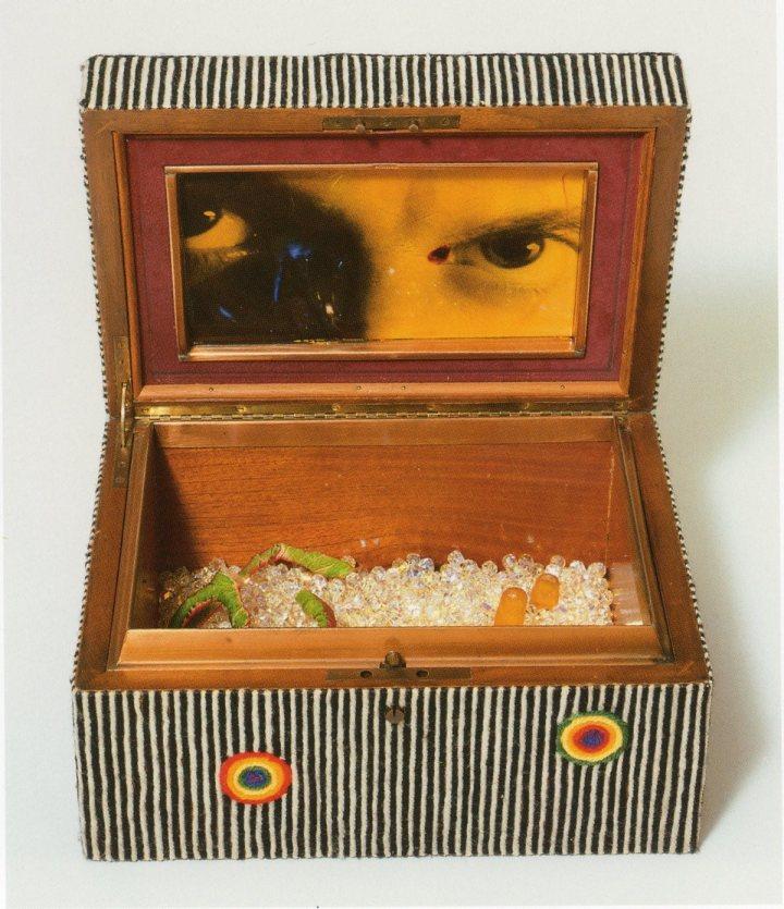lucas Samaras boxes 5-2