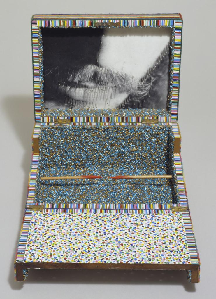 Box #61 1967 Lucas Samaras born 1936 Presented by Janet Wolfson de Botton 1996 http://www.tate.org.uk/art/work/T07151