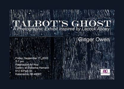 Talbot's Ghost by Ginger Owen