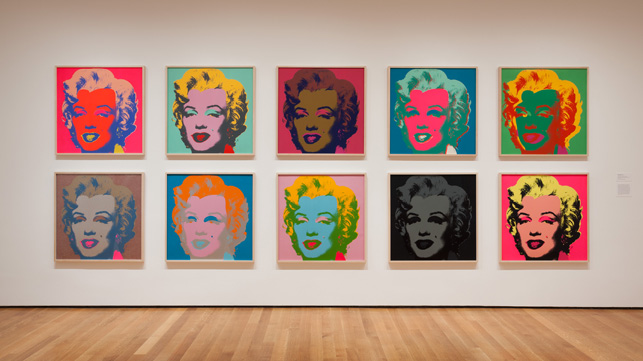 Andy Warhol: Campbell's Soup Cans and Other Works